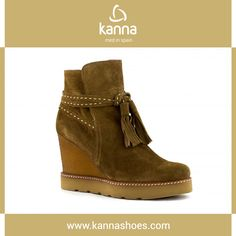 http://www.kannashoes.com/menu/tienda/otono-invierno-1617/id244-ki6803-baby-clay.html  #shoes #kannashoes #kanna #autumn #winter #newseason #fashion #woman #fashion