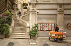 Camondo Stairs of Istanbul Most Beautiful Cities, Wonderful Places, Diving Course, Float Your Boat, Padi Diving, Dream City, Istanbul Turkey, Travelogue, A 17