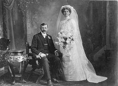 Boyd Cowan wedding 1911