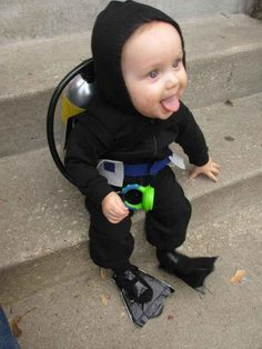26 Halloween Costumes for Toddlers That Are Just Too Cute to Believe