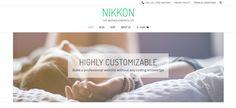 Nikkon WordPress Theme