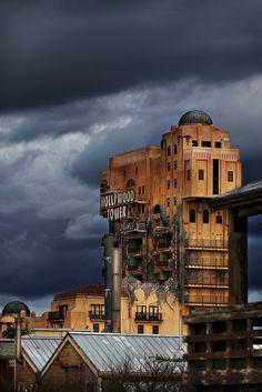 Disney California Adventure Park // Disneyland // Tower of Terror