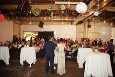 An indie chic urban wedding by JLB Wedding - Wedding Party