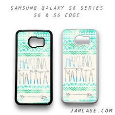 hakuna matata aztec arrow Phone case for samsung galaxy S6 & S6 EDGE