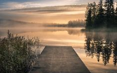 Morning silence by visitorqphoto