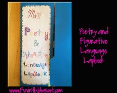 poetry lapbook