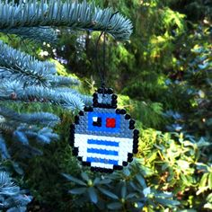 Star Wars Christmas ornaments - set of 5 Star Wars Christmas Ornaments, Hama Beads Christmas, Christmas Bulbs, Xmas, Holiday Decor, Unique Jewelry, Handmade Gifts, Etsy, Kid Craft Gifts