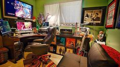 Rich media workspace