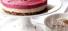 Paleo Raspberry Cashew Dreamcake - FOR THE HUBBY Good Food, Yummy Food, Healthy Food, Cashew Cheese, Raw Cashews, Paleo Life, Paleo Sweets, Dream Cake, Recipe Sites