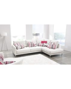 Welcome to Mia Stanza furniture in Nantwich, Cheshire. Suppliers of the Fama Opera sofa range. Elegant Corner Sofa available in many different fabrics. Relax, Cottage Living, Corner Sofa, Design Your Own, Seat Cushions, Family Room, Armchair, Lounge, The Incredibles