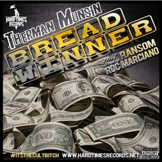 """New post on Getmybuzzup- Therman Munsin feat. Ransom """"Bread Winner"""" (Prod. By: Roc Marciano)- http://getmybuzzup.com/?p=759628- Please Share"""