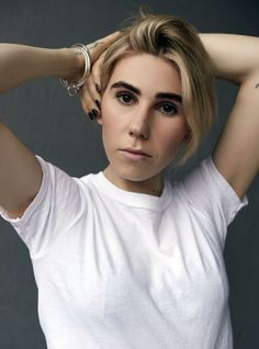 Zosia Mamet's R29 Essay On The Terrible Boyfriend Who Changed Her Life+#refinery29uk