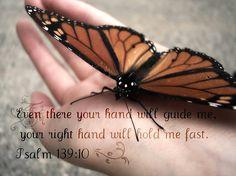 ♫ ♪ He will hold me fast ♪ ♫ He will hold me fast ♫ ♪ For my Savior loves me so ♪ ♫ He will hold me fast. -Merker https://www.youtube.com/watch?v=936BapRFHaQ&ab_channel=GettyMusicVEVO