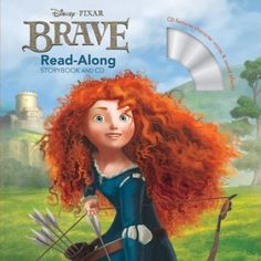 Brave Read-Along Storybook and CD on www.amightygirl.com
