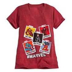 Marvel Comics Tee for Women | Disney Store