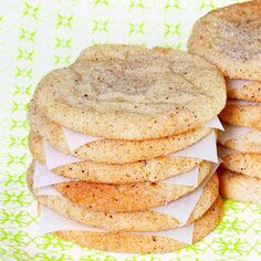 Cakes in the city: Snickerdoodles
