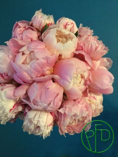 Pink peonies. What more do we need?