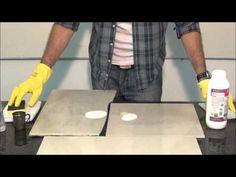 O Azulejista: Como tirar riscos do (piso) porcelanato?