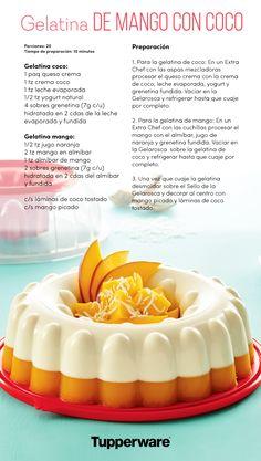 Gelatin Recipes, Jello Recipes, Baking Recipes, Cake Recipes, Jelly Desserts, Apple Desserts, Delicious Desserts, Cheesecake Fruit Salad, Tupperware Recipes