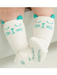 1501e0b442cd Cute Baby Cat Socks - SAVE 30% TODAY