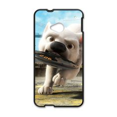 Buy NCCCM bolt un perro fuera de serie New Phone Case for HTC ONE M7 Black NEW for 6.99 USD | Reusell