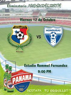 Enviado por Arturo Yau (Concurso por entradas para el partido de Panamá vs Honduras)