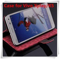 BBK Vivo X510T X510W Case ,Leather Phone Case For BBK Vivo Xplay X5 Case ,Moblie…