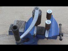 Metal Bending Tools, Metal Working Tools, Metal Tools, Homemade Tools, Diy Tools, Metal Bender, Fabrication Tools, Diy Workshop, Garage Tools