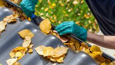 Taking time to clean the eavestrough system on your home properly and understand it's components will help ensure your roof is healthy and functions well. Roof Drain, Home Maintenance Checklist, Garage Door Springs, How To Install Gutters, Air Conditioning Units, Window Cleaner, Spring Home, Cleaning Service, Cleaning Hacks