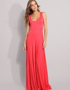 Aqua couture maxi dresses
