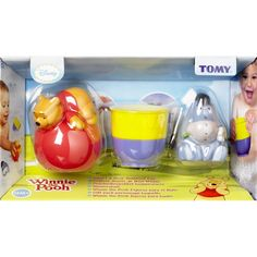 Tomy WTP & Eeyore Bal Küpü Banyo Oyuncağı