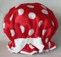 Looking for shower caps for kids & I came across this Aussie site - 'So Pretty', gorgeous shower caps for ladies & girls!