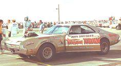 \'66 Olds Toronado \