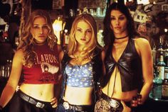 Iszabella Miko, Bridget Moynahan and Piper Perabo in Coyote Ugly