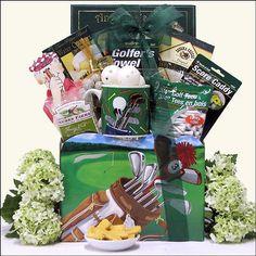 Tee It Up Golf Gift Basket