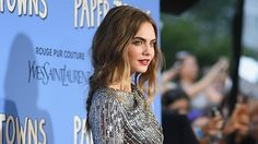 A Definitive Ranking of Cara Delevingne's 'Paper Towns' Press Junket Looks. So much Saint Laurent, so little time.