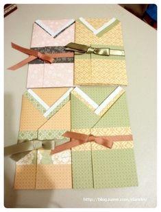 돈봉투 접기 방법- 추석맞이 돈 봉투 : 네이버 블로그 Xmas Crafts, Diy And Crafts, Crafts For Kids, Arts And Crafts, Paper Crafts, Pop Up, Origami Envelope, Korean Products, Art N Craft