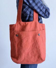Einkaufstasche KURT von Fabelwald mit Anleitung für eine Außentasche