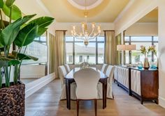 Dining Room Design Interior Designers In Naples FL Beasley Henley