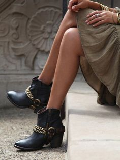 AS98 Bryant Ankle Boot at Free People Clothing Boutique