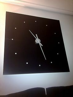 Reloj LACK gigante | Piratas de Ikea