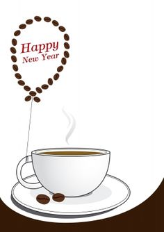 new years coffee - Google Search