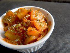 Precisando de uma receita saudável e ao mesmo tempo maravilhosa? Essa batata doce a mineira é tudo que você precisa para terminar a semana dentro da dieta!