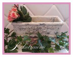 Jardiniere Blumentopf Shabby Chic