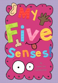 My Five Senses for kindergarten - FREEBIE!