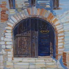 Poarta castelului reginei – Lucia Pușcașu | EliteArtGallery - galerie de artă