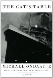 """AUDIO BOOK: In the early 1950s, an eleven-year-old boy in Colombo boards a ship bound for England. At mealtimes he is seated at the """"cat's table""""—as far from the Captain's Table as can be—with a ragtag group of """"insignificant"""" adults and two other boys, Cassius and Ramadhin. As the ship crosses the Indian Ocean, the boys tumble from one adventure to another (added 6/2012)"""