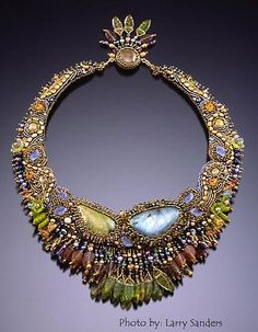 ~~Sherry Serafini ~ Beaded Necklace~~