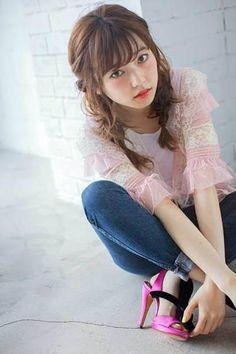 Album Foto Haruka Shimazaki Member AKB48 Saat Mandi Plus Punggung Mulus