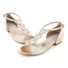 839c8025492a Blond Gold. T Bar Flat ShoesIvory SandalsGlitter SandalsWedding ...